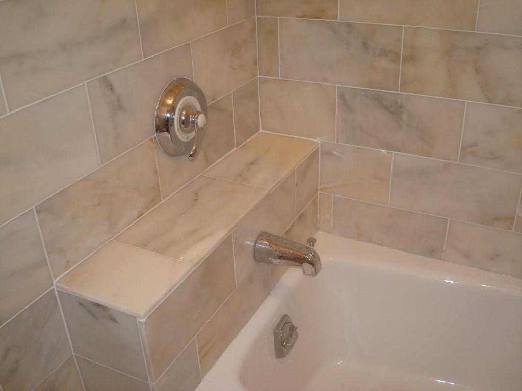 105 East 38th Street Bathroom Tiling Renovation