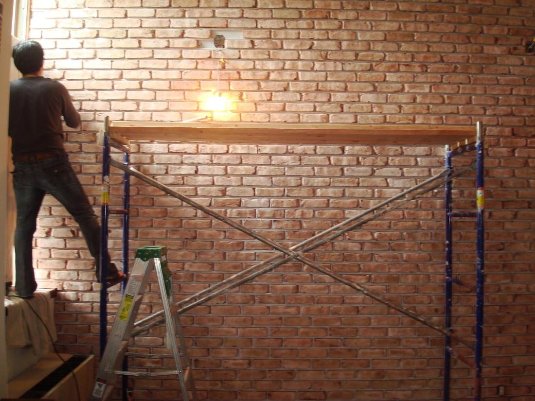 Bricks for good renovation