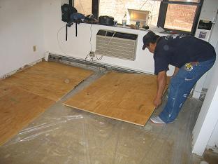 Manhattan flooring contractor