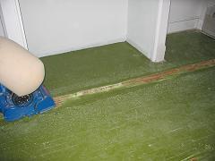 Hardwood floor refinish Manhattan