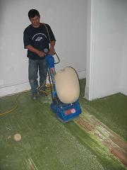 Floor refinishing contractor Queens