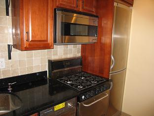 Small kitchen remodeling Manhattan