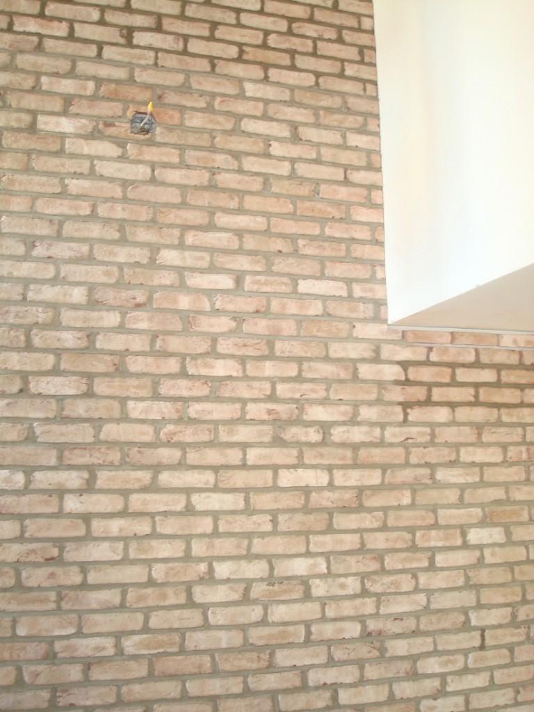 Truck Bricks Wall Top